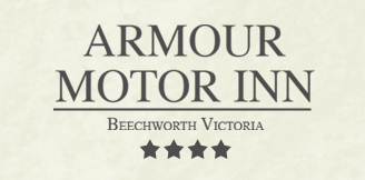 Beechworth Armour Motor Inn North East Victoria