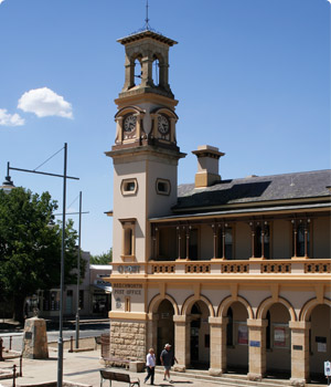 Beechworth North East Victoria