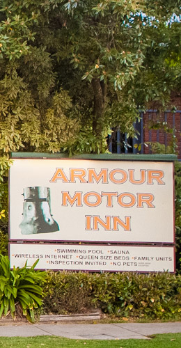 Beechworth Armour Motor Inn